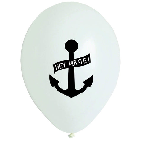 Pirate Balloons - The Little Things