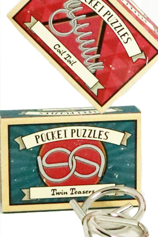 Pocket Puzzle - The Little Things