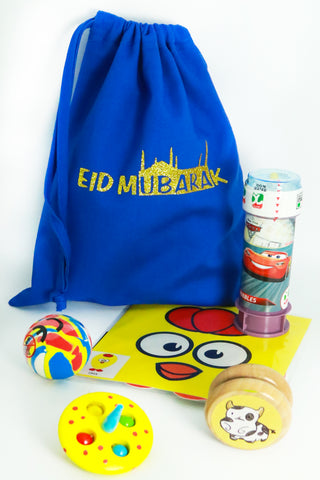 Eid Gift -(Kids Pre-filled Eid Gift Bag ) - The Little Things