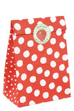 Red Dots and Spots Classic Party Bag  - 1