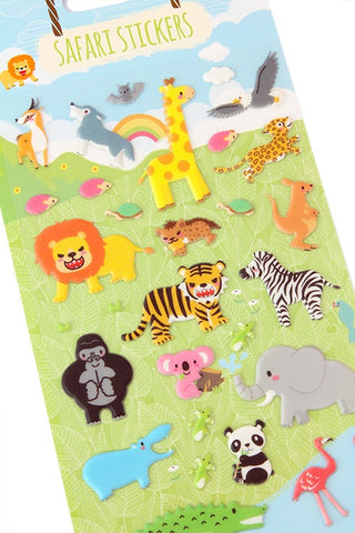 Safari Stickers