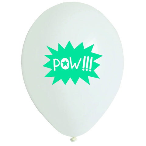 Super Hero Balloon ( Quantity 5 ) - The Little Things