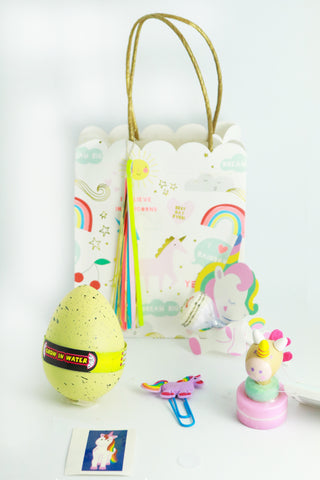 Pre Filled Party Bag - Unicorn Love - The Little Things
