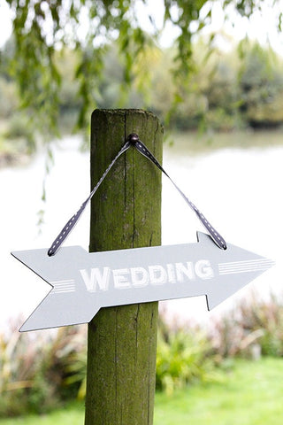 Wedding Sign - The Little Things