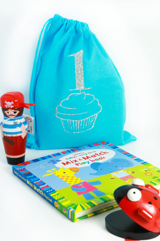 Pre Filled Party Bag - Number Bags