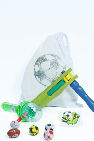 Pre Filled Party Bag - Football - The Little Things