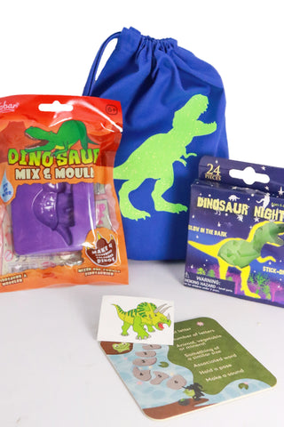 Pre Filled Party Bag - Big Dinosaur - The Little Things