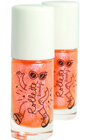 Nailmatic Kids Body Glitter- Peach - The Little Things
