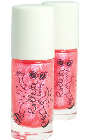 Nailmatic Kids Body Glitter- Strawberry - The Little Things