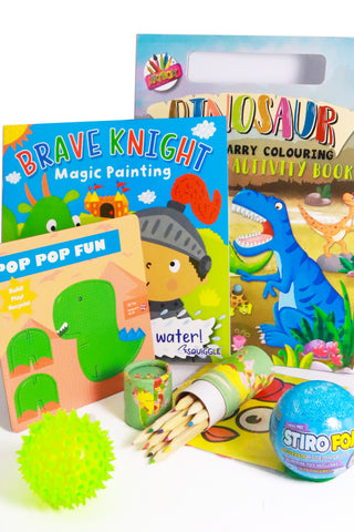 Big Busy Filler Kit – Kids Activity kit (Boy 2+)
