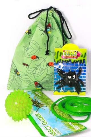 Pre Filled Party Bag - Insects
