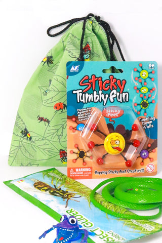 Pre Filled Party Bag - Bugs