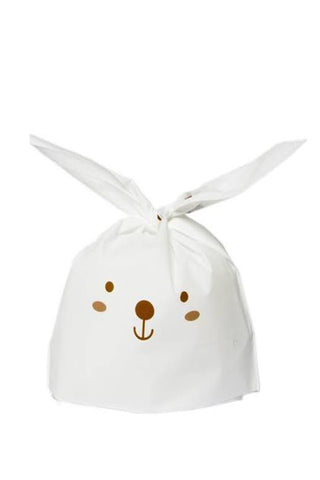 Long Eared Rabbit Favour Party Bags (Quantity 10) - The Little Things