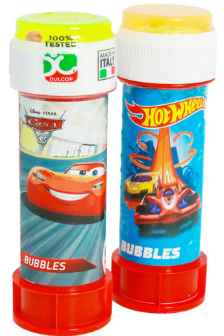 Disney Cars / Hot Wheels Bubbles - The Little Things