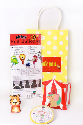 Pre Filled Party Bag - Circus 1