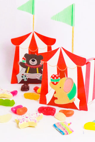 Circus Treat Box