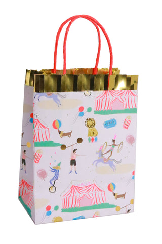 Circus Parade Party Bag
