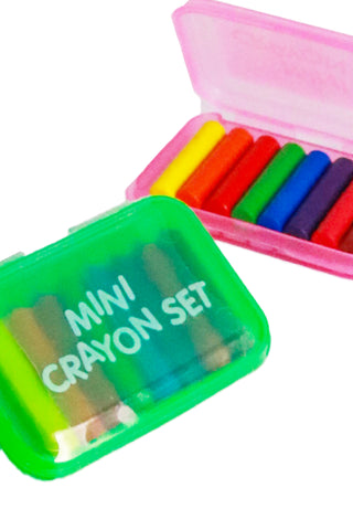 Mini Crayons - The Little Things