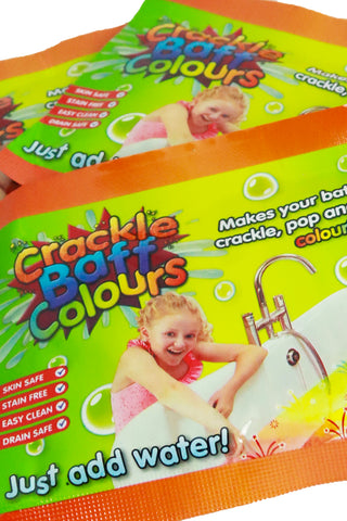 Crackle Baff Colours - The Little Things