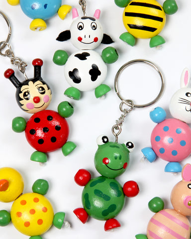 Baby Animal Keyrings - The Little Things