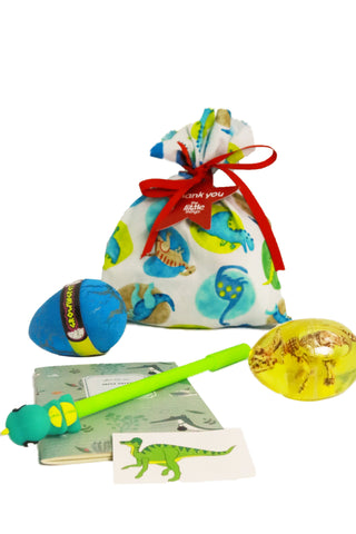 Pre Filled Party Bag - Dinosaur - The Little Things