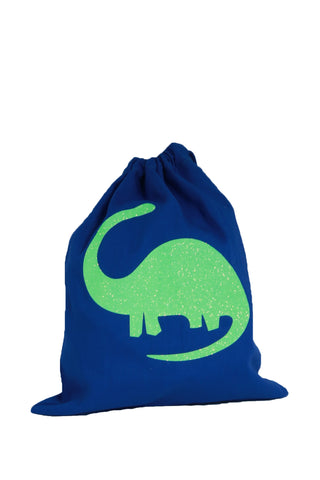 Dinosaur Party Fabric Bag