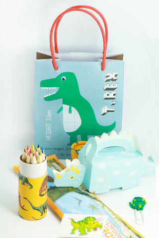 Pre Filled Party Bag-Dinosaur - The Little Things
