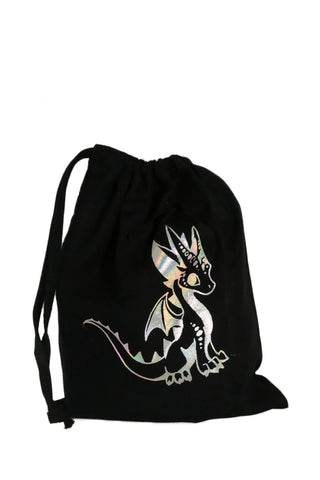 Dragons Fabric Party Bag