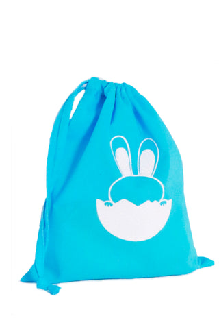 Easter Fabric Party bag - Blue