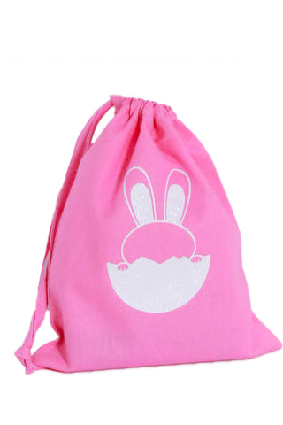 Easter Fabric Party bag - Pink