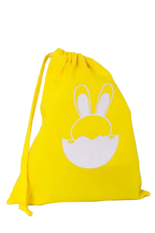 Easter Fabric Party bag - Yellow