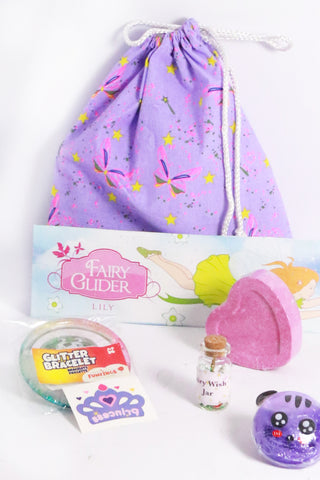 Pre Filled Fabric Party Bag - Fluttering Fairy