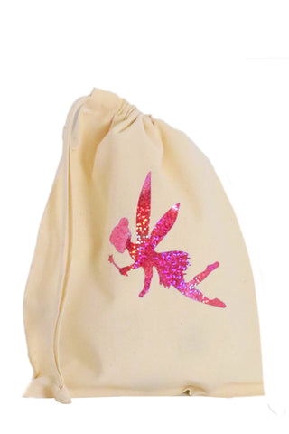 Fairy Fabric Party Bag