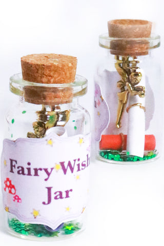 Fairy Wish Jar - The Little Things