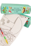 Forest Friends Mini Colouring and Games - The Little Things