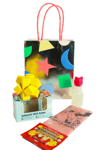 Pre Filled Party Bag-  Geometric Shapes