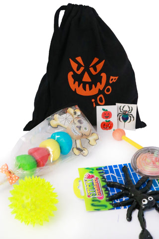 Halloween Boo Bag - The Little Things