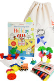 Big Busy Bag – Kids Activity Bag (Boy 1+) -Medium adventure - The Little Things