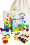 Big Busy Bag – Kids Activity Bag (Girl 1+) -Long adventure - The Little Things