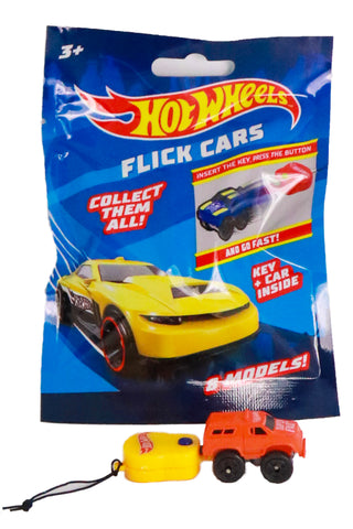 Hot Wheels Flick Cars Blind Bags - The Little Things