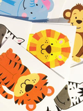 Pre Filled Party Bag - Wild Animals - The Little Things