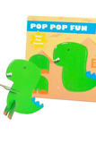 Pre Filled Party Bag - Dino Pop Up - The Little Things
