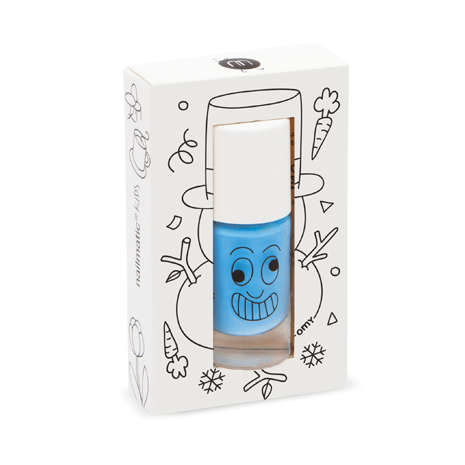 Nailmatic Polish Freezy Sky Blue Varnish - The Little Things