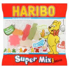 Haribo Super Mix - The Little Things