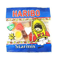 Haribo Star Mix - The Little Things
