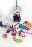Pre Filled Party Bag - Jar Full Of Goodies - The Little Things
