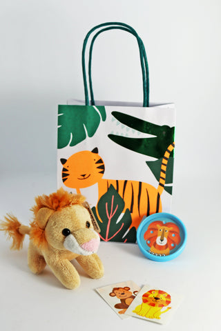 Pre Filled Party Bag - Jungle