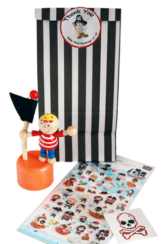 Pre Filled Party Bag - Little Pirates