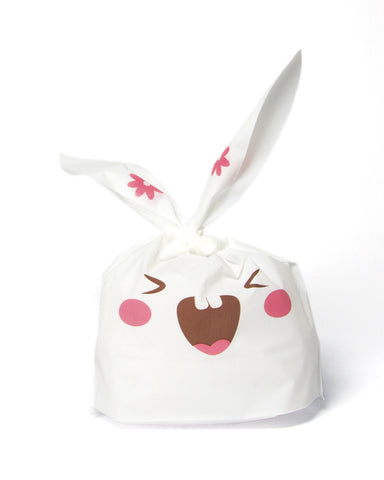 Long Eared Crazy Hare Favour Party Bags (Quantity 10)