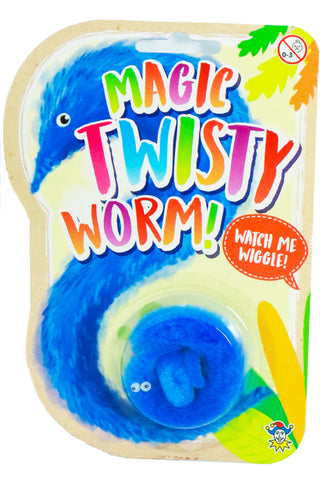 Magic Twisty Worm - The Little Things